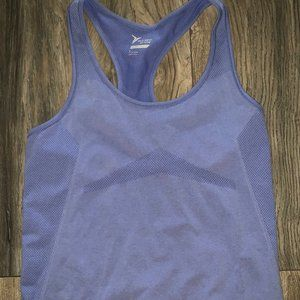 Old Navy Active Semi-Fitted GO Dry Tank Top Sz. M
